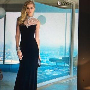 Alyce Rhinestone Gown/Prom dress